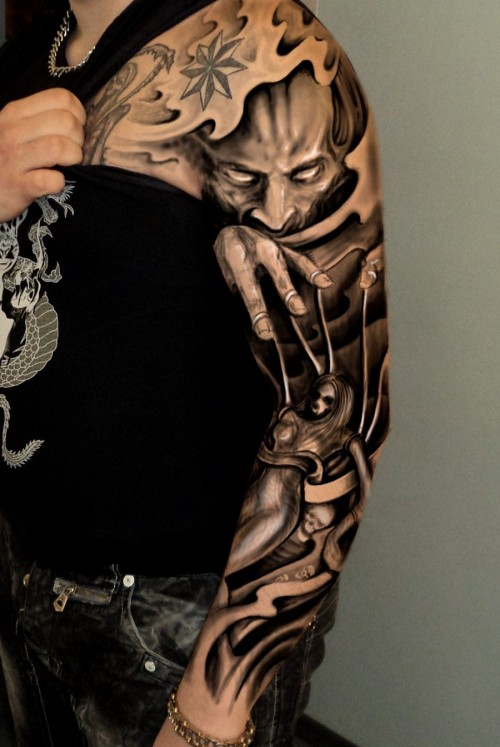 Full Sleeve Dark