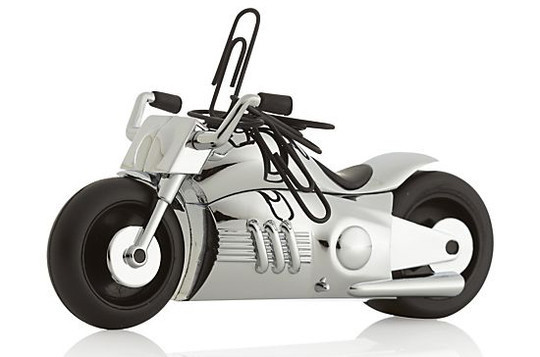 Troika Easy Rider Paper Clip Holder