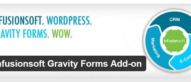 Infusionsoft Gravity Forms Add-on