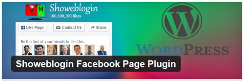 Showeblogin-Facebook-Page-Plugin-500x167