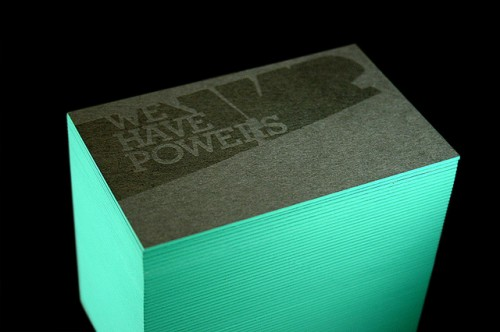 WHP Business Cards