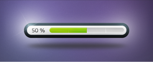 Clean Progress Bar