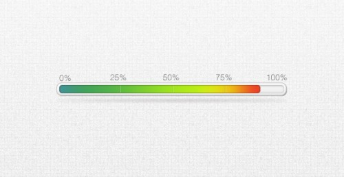 Free PSD Loading Bar