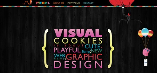 Visual Cookies