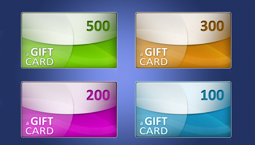Clean Gift Cards Banner