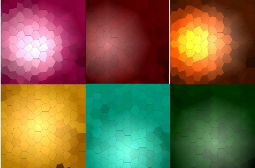 9 Free Stained Glass Textures