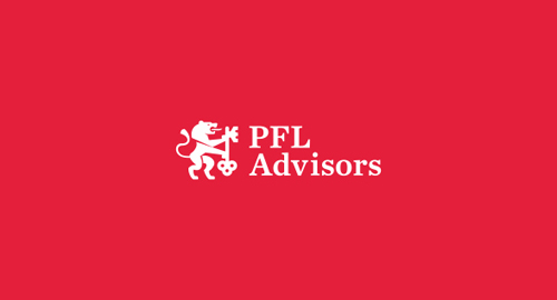 PFL Advisors Logo Design