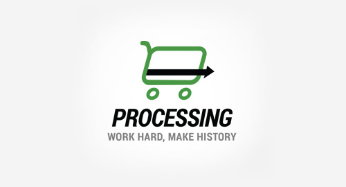 Card Processing Logo