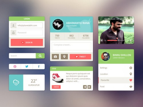 Cool Ui Kit