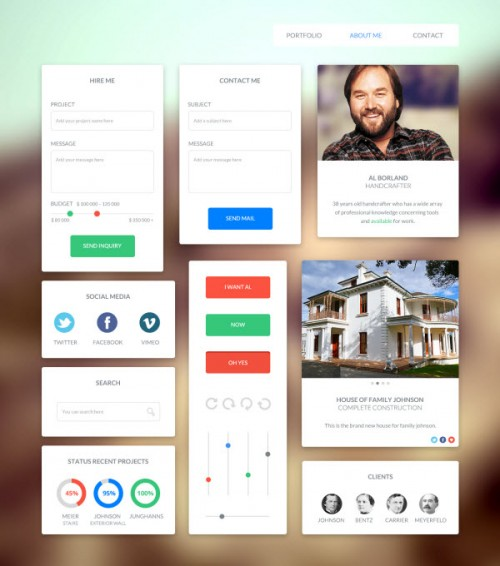 UI Kit – Free download