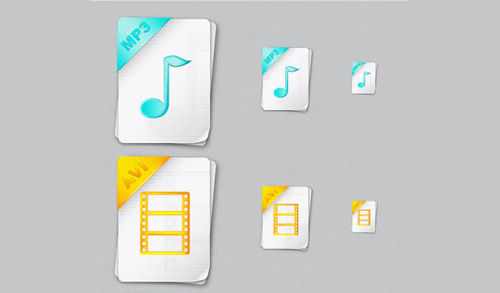 Create Your Own Set of File Icons