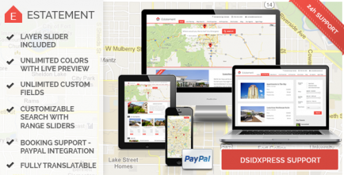 Estatement - Powerful Real Estate Management