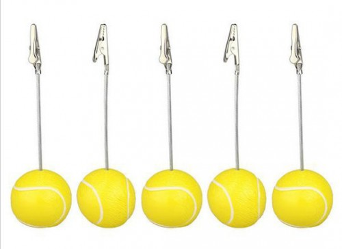 Tennis Ball Base Alligator Wire