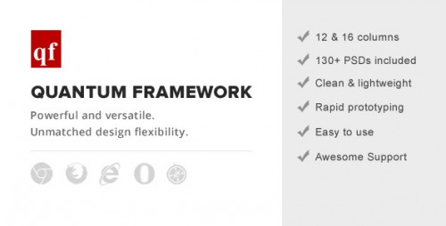 18 Captivating Responsive Css And Html5 Frameworks
