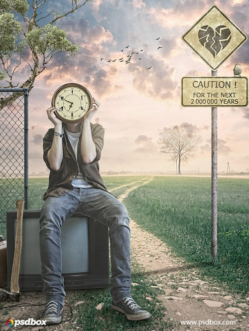 Redefining Time Manipulation in Photoshop