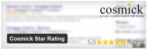 Cosmick Star Rating