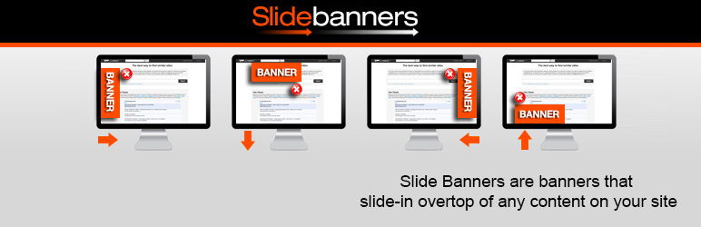 Slide Banners